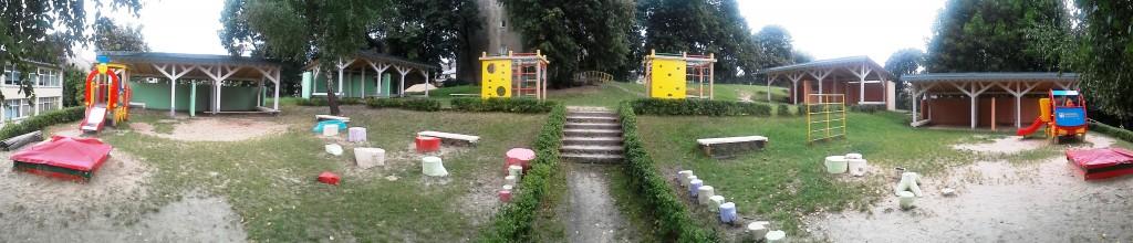 """Lopšelio-darželio """"Gėlynas"""" žaidimų aikštelė"""